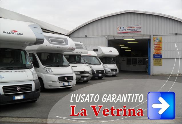 Annunci caravan e camper provincia torino vendita for Compro mobili usati torino